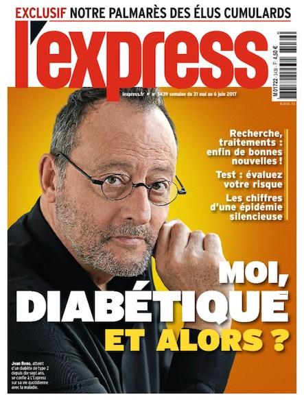 L'express - Mai 2017 - Moi, diabétique, et alors ?