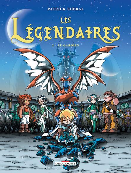 Les Légendaires 02. Le Gardien
