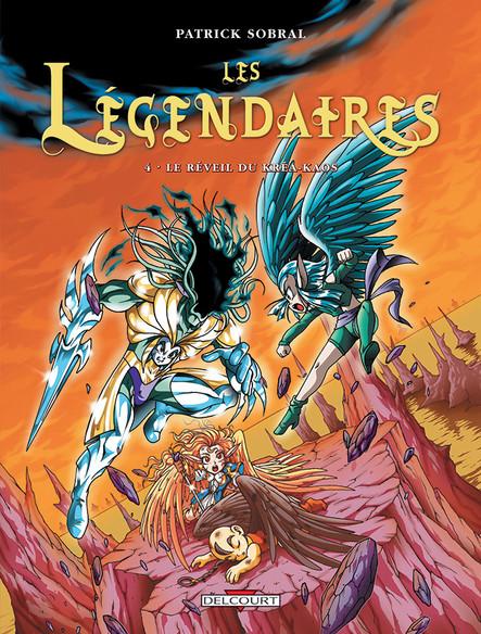 Les Légendaires 04. Le Réveil du Kréa-Kaos