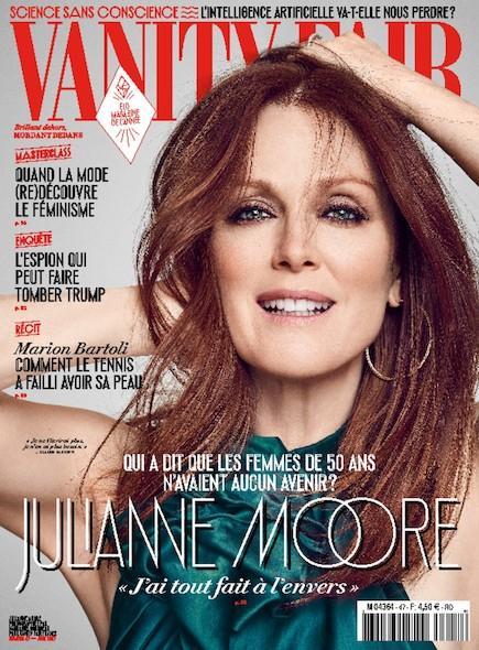 Vanity Fair - Juin 2017