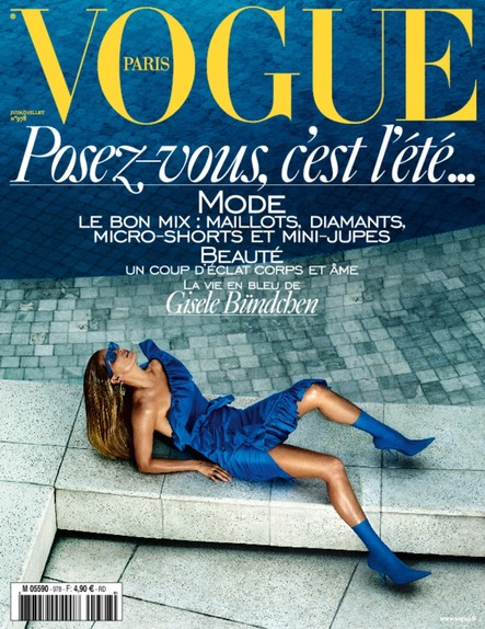 Vogue - Juin 2017