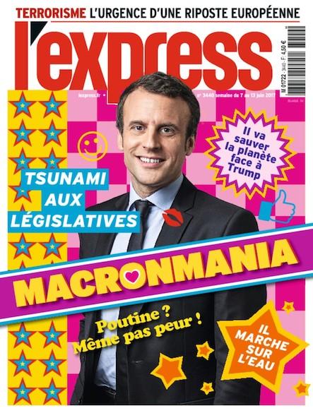L'Express - Juin 2017 - Macronmania