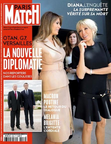 Paris Match N°3550 Juin 2017