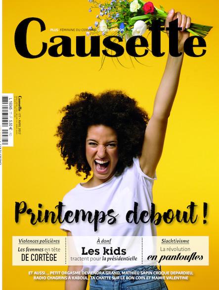 Causette 77 - Avril 2017