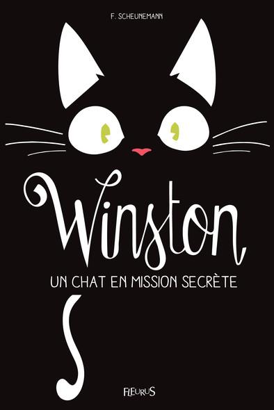 Winston, un chat en mission secrète