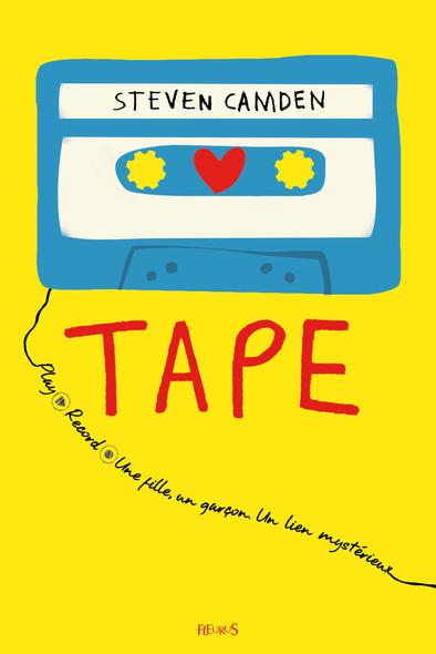 Tape : Play. Record. Une fille, un garçon. Un lien mystérieux.