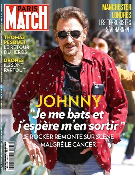 Paris Match N°3551 Juin 2017