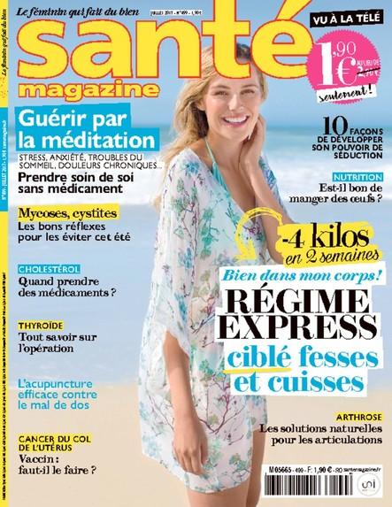 Santé Magazine - Juillet 2017