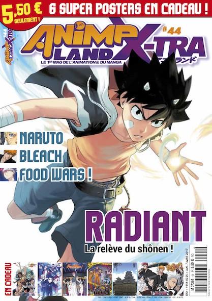 Animeland Xtra - N°44