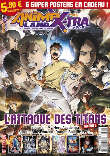 Animeland Xtra - N°45
