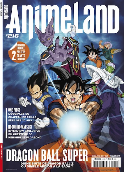 Animeland - N°216