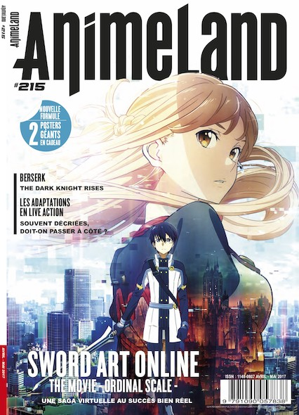 Animeland - N°215