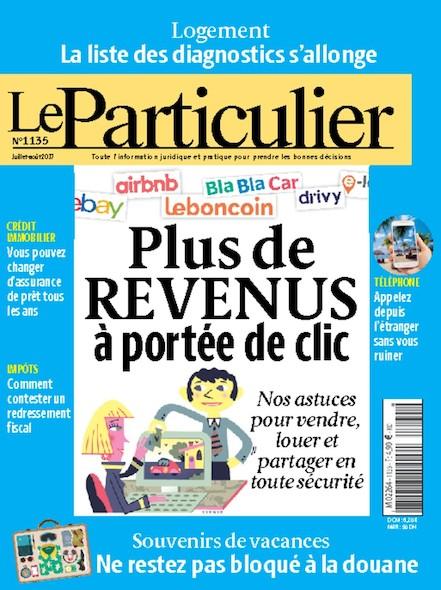 Le Particulier - N°1135 - Juillet 2017