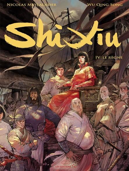 Shi Xiu, Reine des Pirates- Tome 4. Le règne