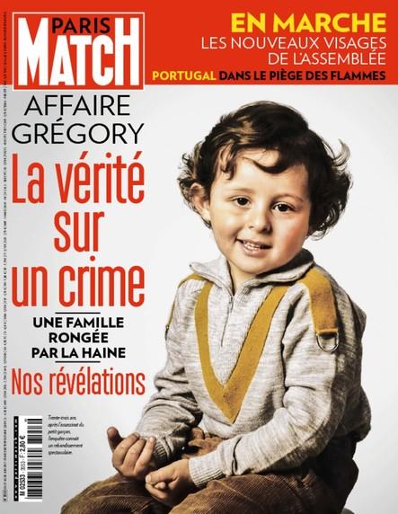 Paris Match N°3553 Juin 2017