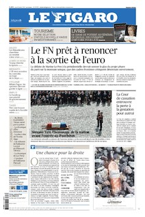 Le Figaro - 6 Juillet 2017 |