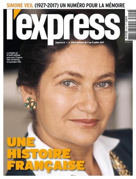 L'Express - Juillet 2017 - Une histoire Française