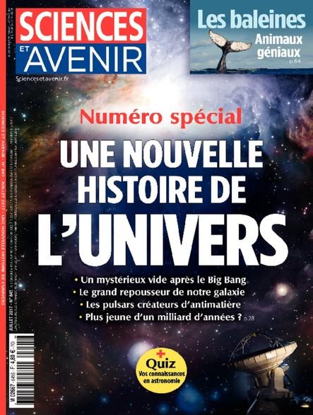 Sciences et Avenir - Juillet 2017