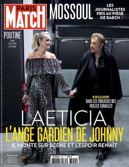 Paris Match N°3554 Juin 2017