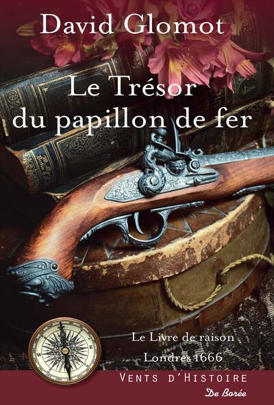 Le trésor du papillon de fer