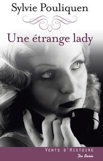 Une étrange lady   Pouliquen, Sylvie