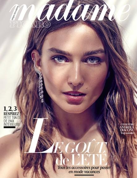 Madame Figaro - Juillet 2017 N°3