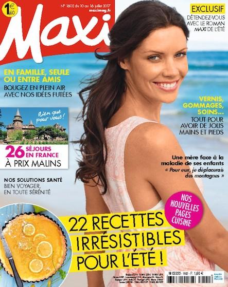 Maxi | Juillet 2017 | N°1602