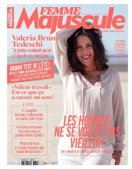 Femme Majuscule N°39 - Juillet / Août 2017