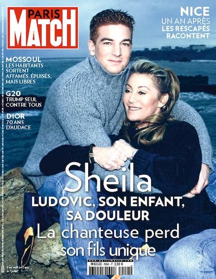 Paris Match N°3556 Juillet 2017