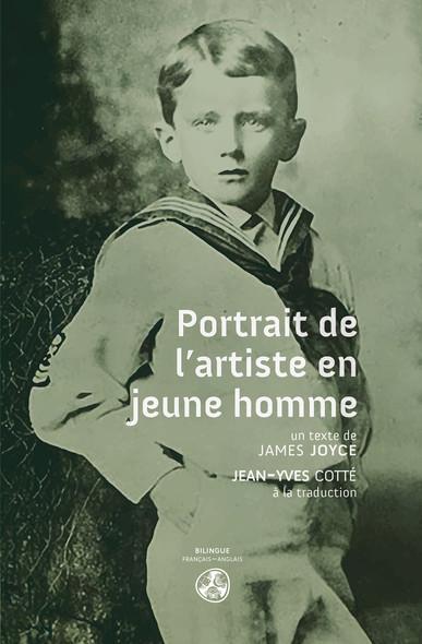 Portrait de l'artiste en jeune homme