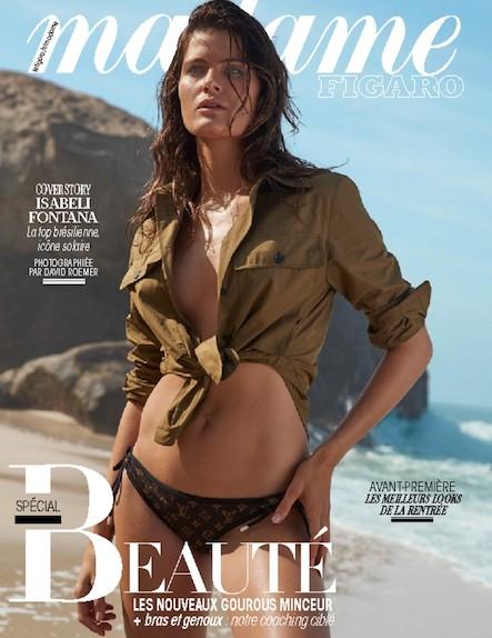 Madame Figaro - Juillet 2017 N°4
