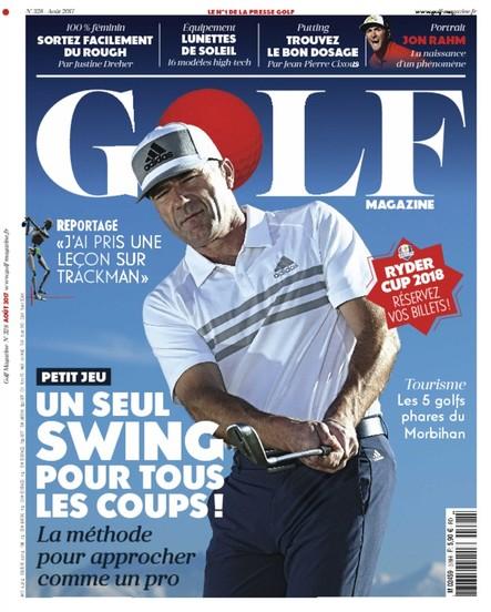 Golf Magazine - Août 2017