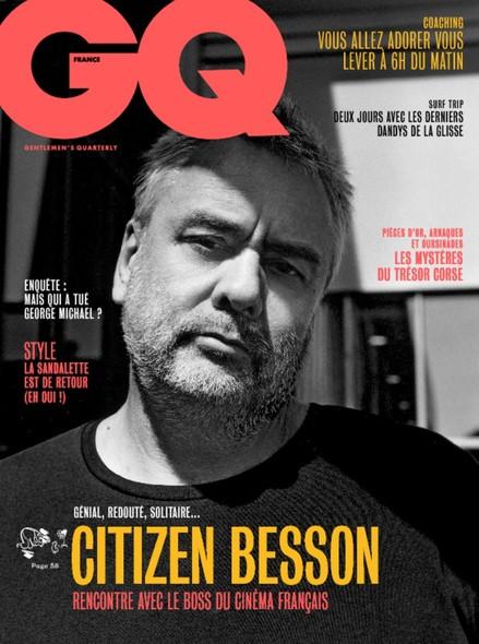GQ Août 2017