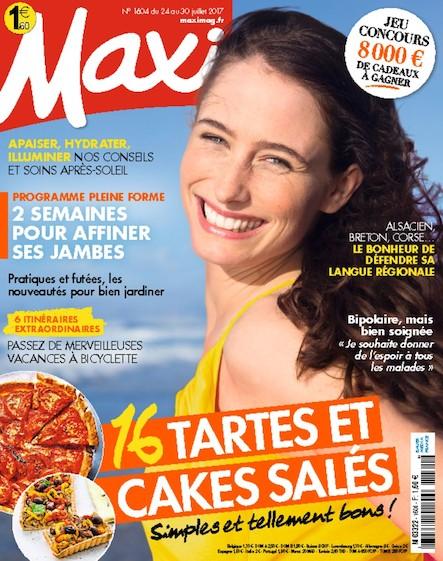 Maxi   Juillet 2017   N°1604