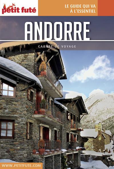 Andorre 2017 Carnet Pett Futé