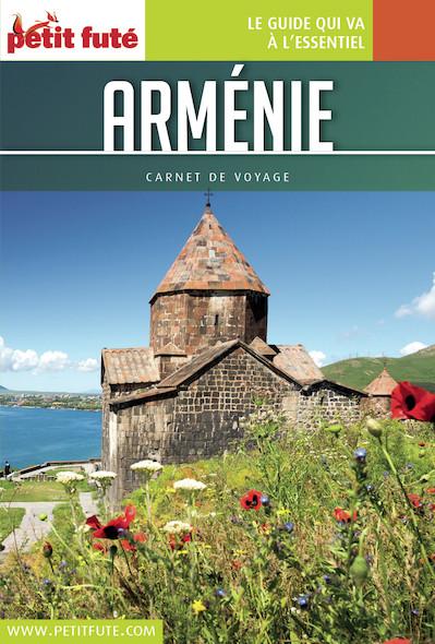 Arménie 2017 Carnet Petit Futé