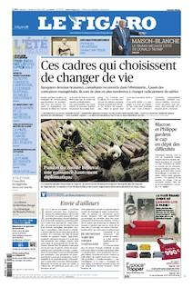 Le Figaro - 5 Août 2017  