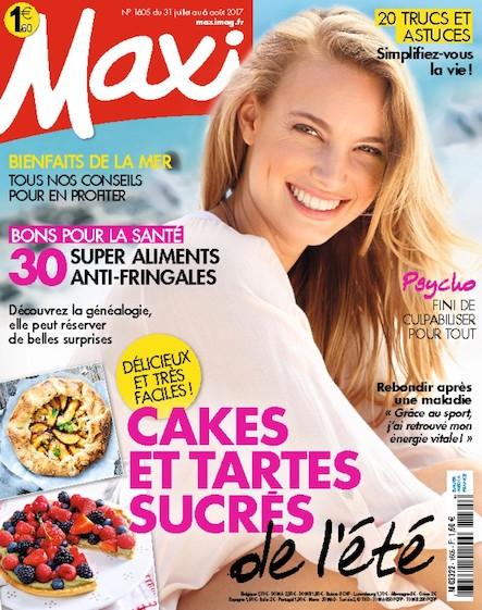 Maxi   Juillet 2017   N°1605