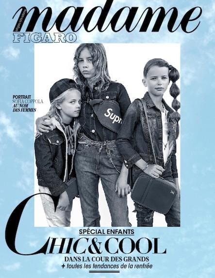 Madame Figaro - Août 2017 N°2