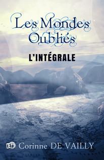 Les Mondes Oubliés : L'intégrale des 6 tomes de la Saga Fantasy | De Vailly, Corinne