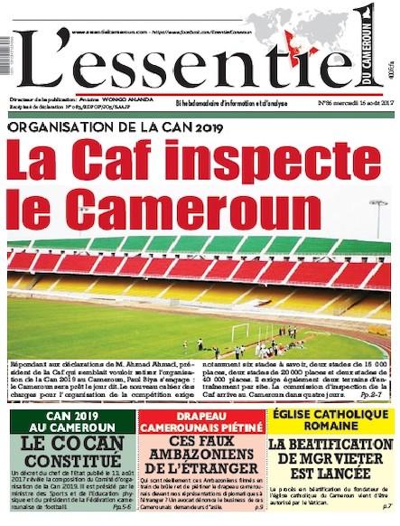 L'essentiel du Cameroun - Numéro 086