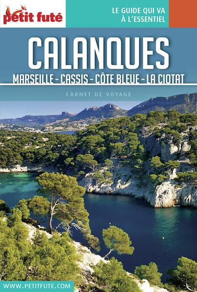 Calanques Carnet 2017 Petit Futé