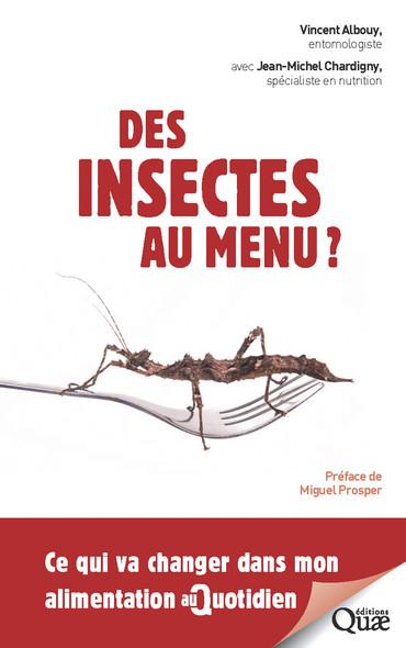 Des insectes au menu ? : Ce qui va changer dans mon alimentation au Quotidien