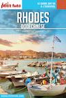 Rhodes Dodécanèse 2017 Carnet Petit Futé