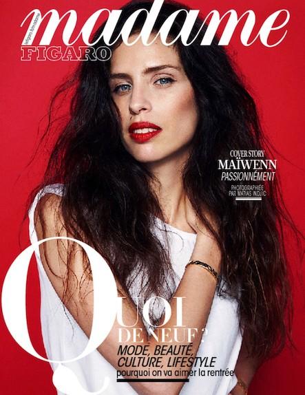 Madame Figaro - Août 2017 N°3