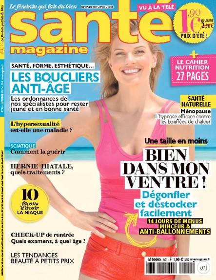 Santé Magazine - Septembre 2017