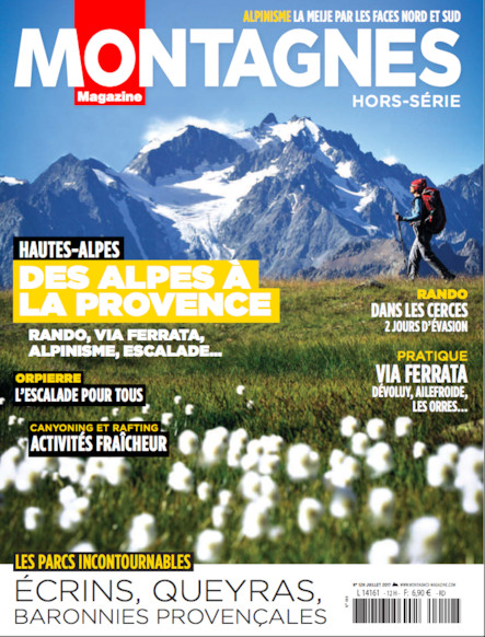 Montagnes magazine - Juillet 2017