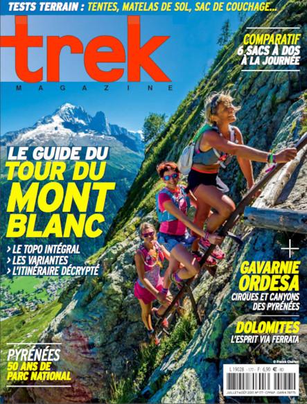 Trek Magazine - Juillet/Août 2017