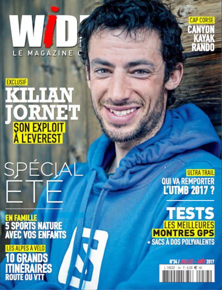 Wider - Juillet/Août 2017