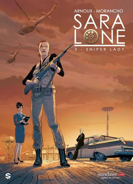 Sara Lone, tome 3: Sniper Lady